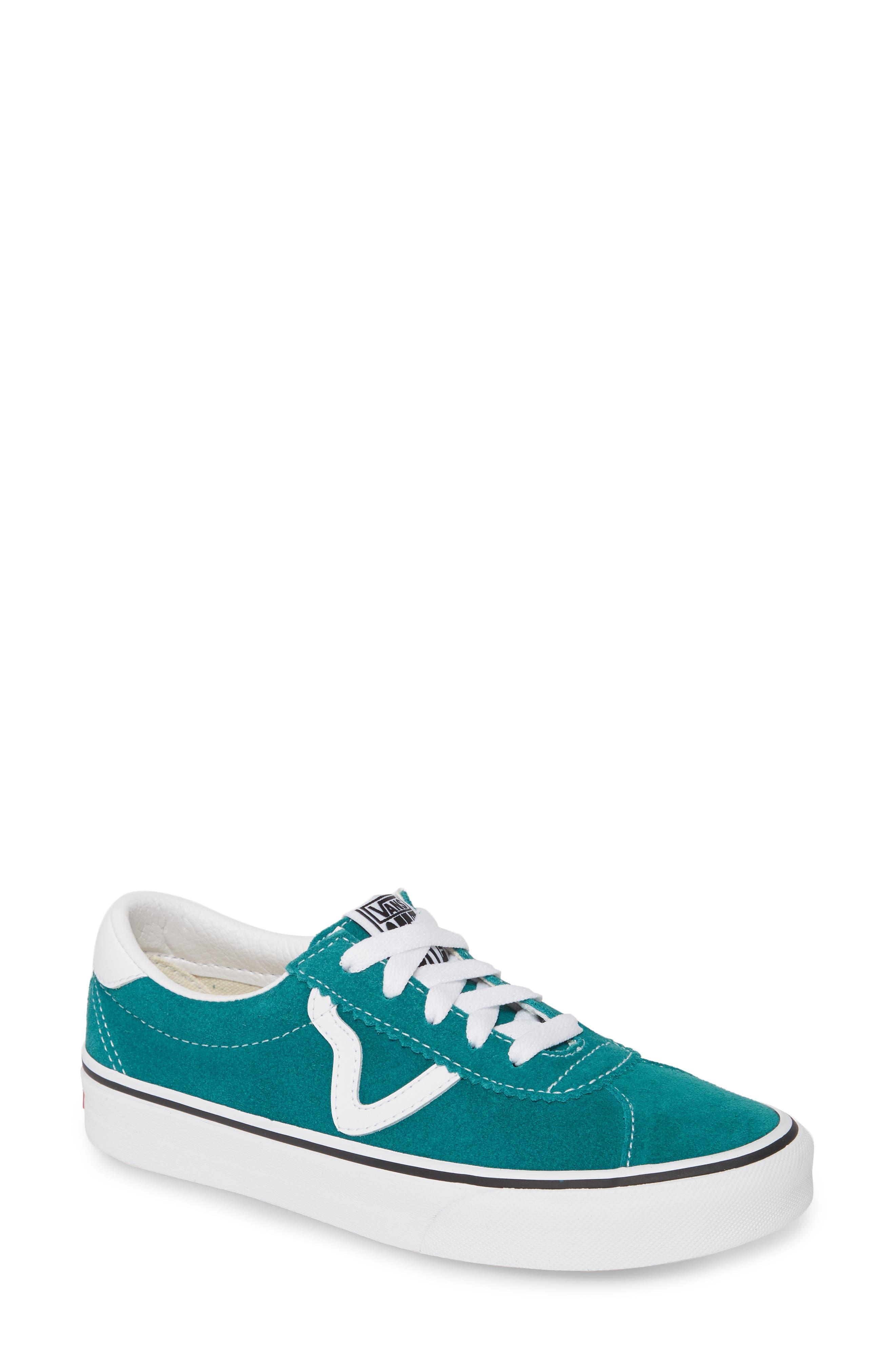 Vans Sport Low Top Sneaker- Green