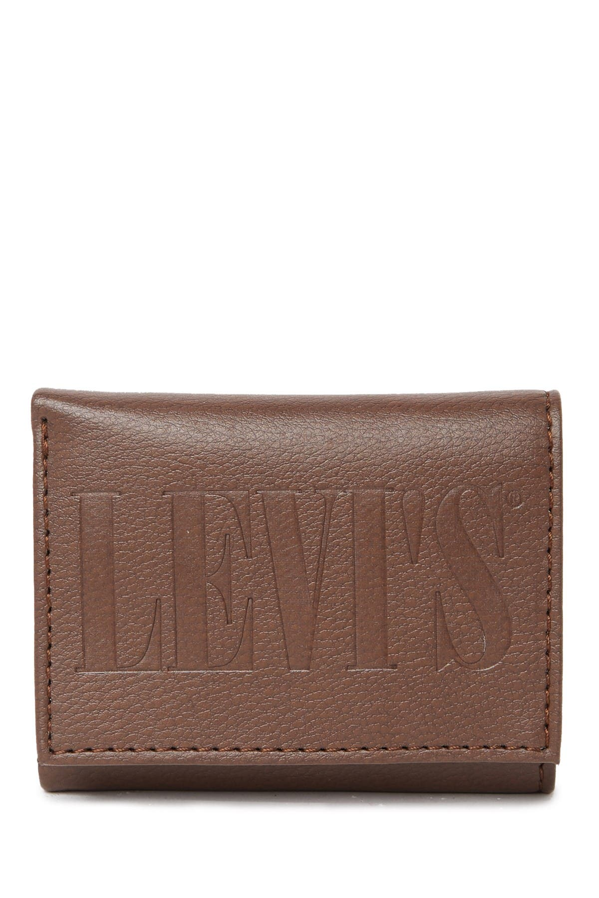 Image of Levi's Stallone RFID Trifold Wallet