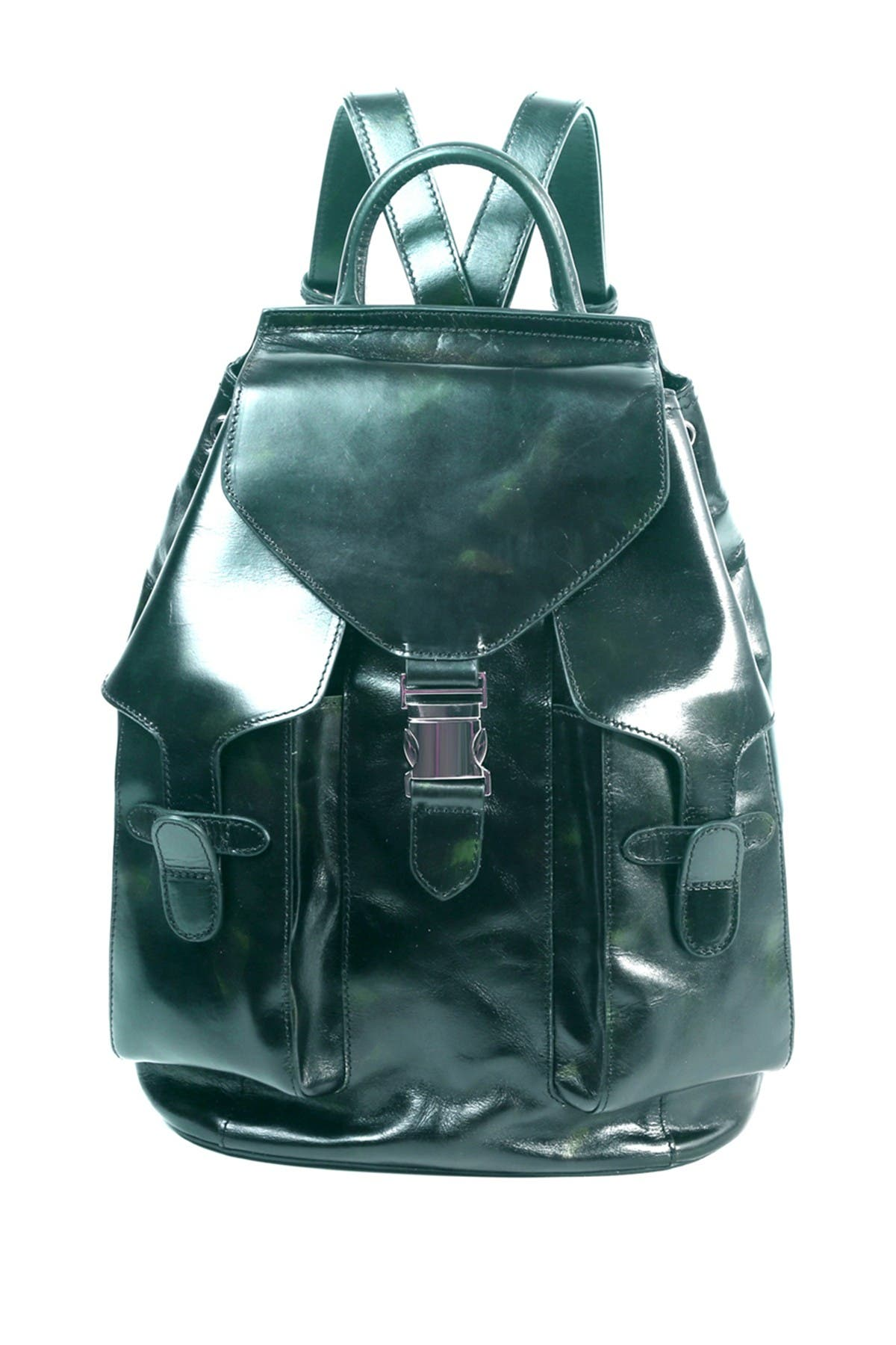 Old Trend ROCK VALLEY LEATHER BACKPACK