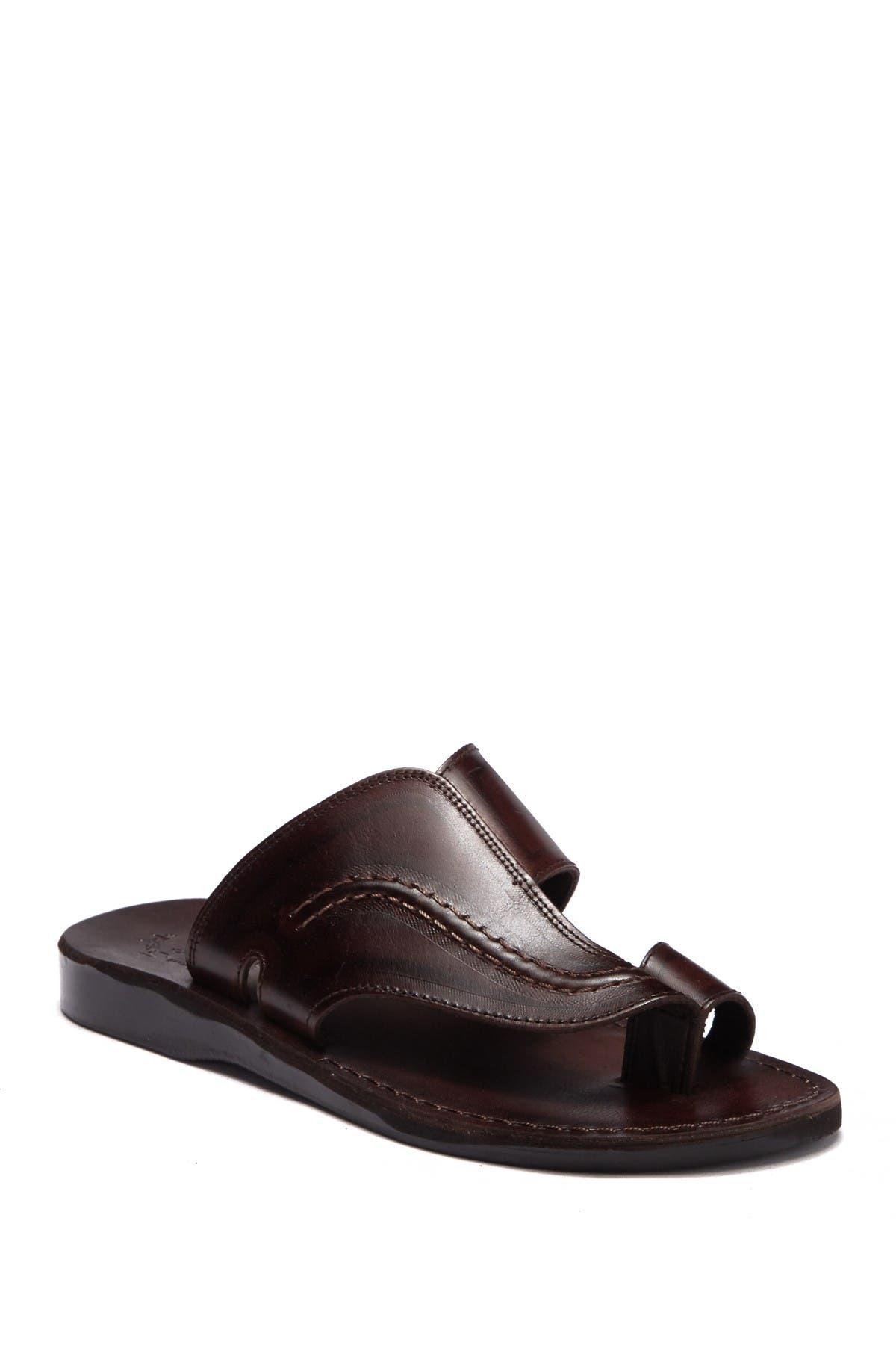 Image of Jerusalem Sandals Peter Leather Sandal