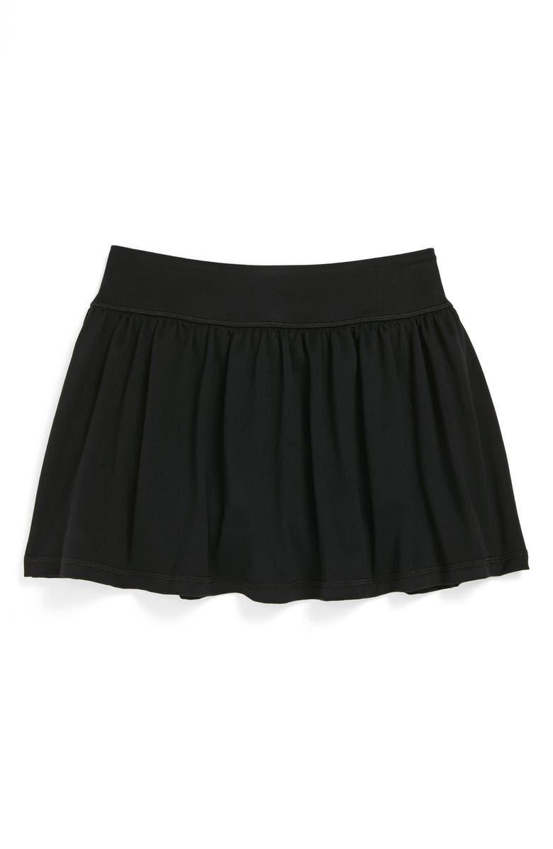 ZELLA GIRL 'Twirl' Skirt, Main, color, 001