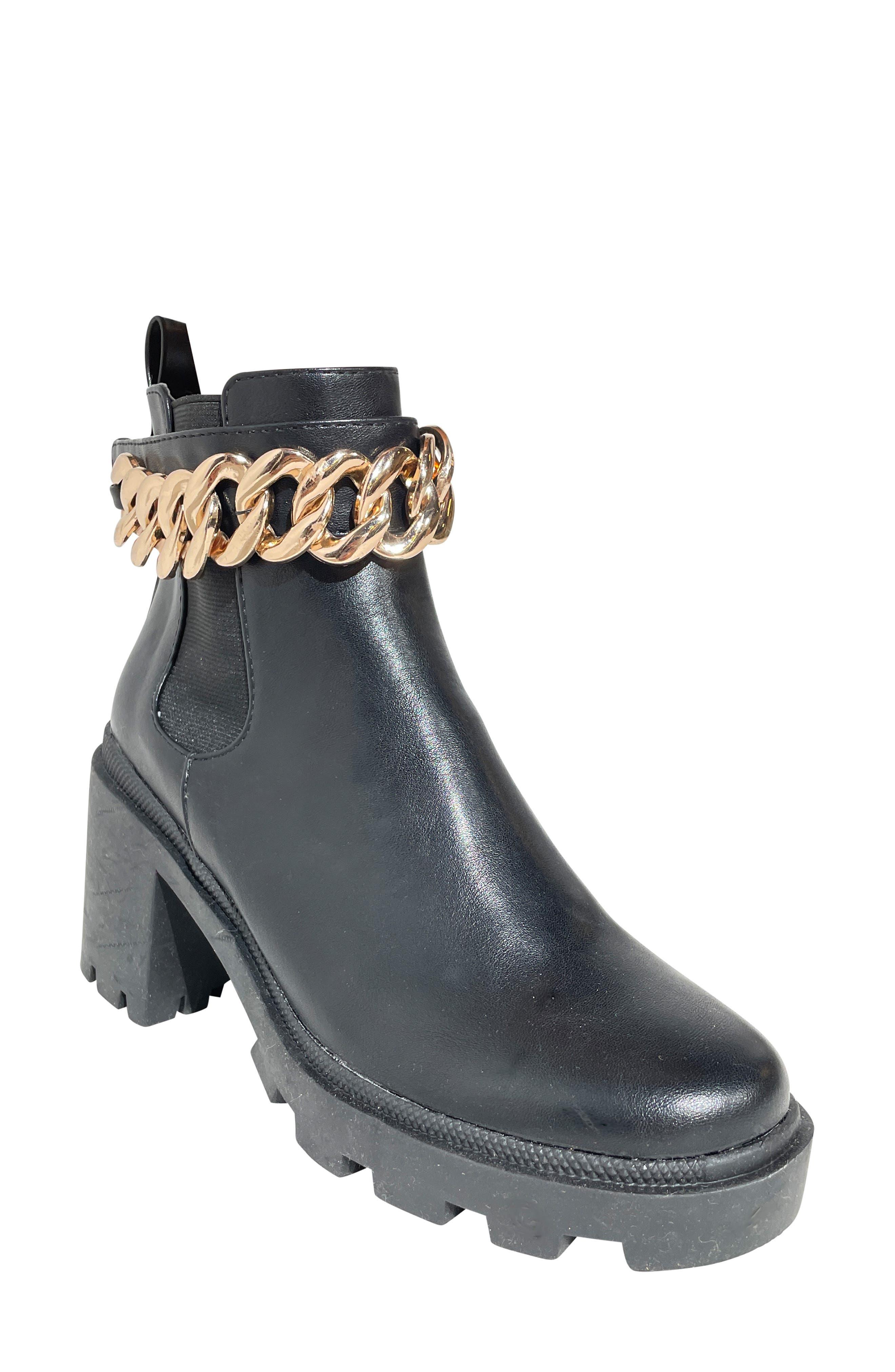Meghan Chelsea Boot