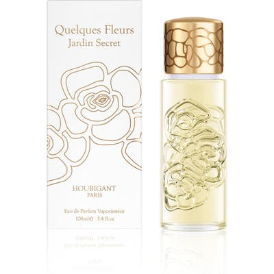 Houbigant Paris Quelques Fleurs Jardin Secret Eau De Parfum Spray