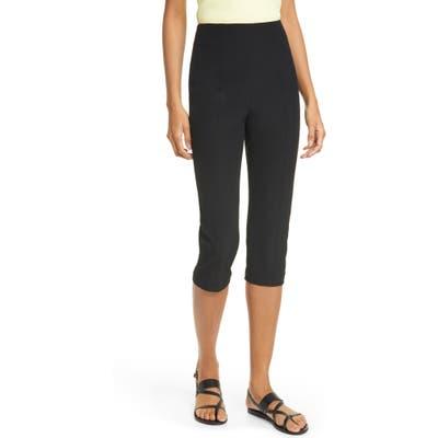 A.l.c. Skyler High Waist Capri Pants, Black