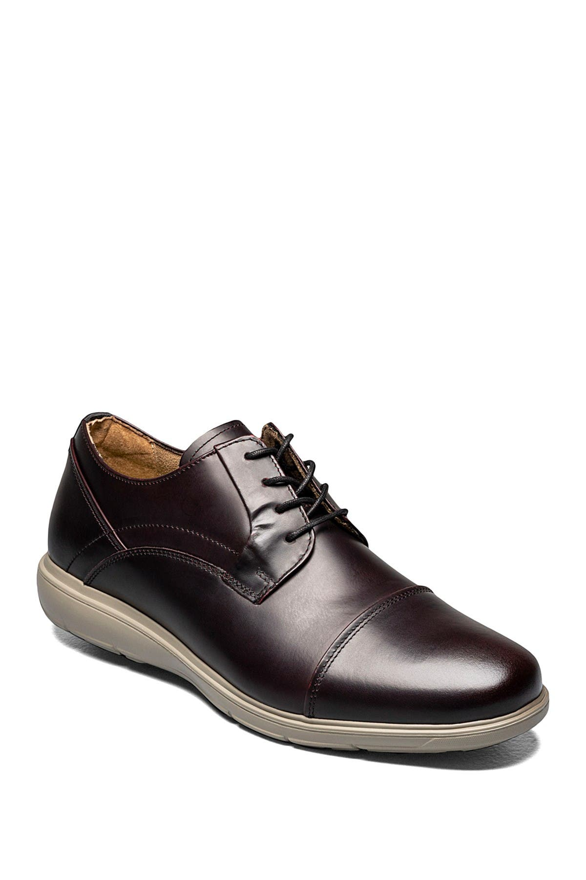 Image of Florsheim Indio Leather Cap Toe Derby