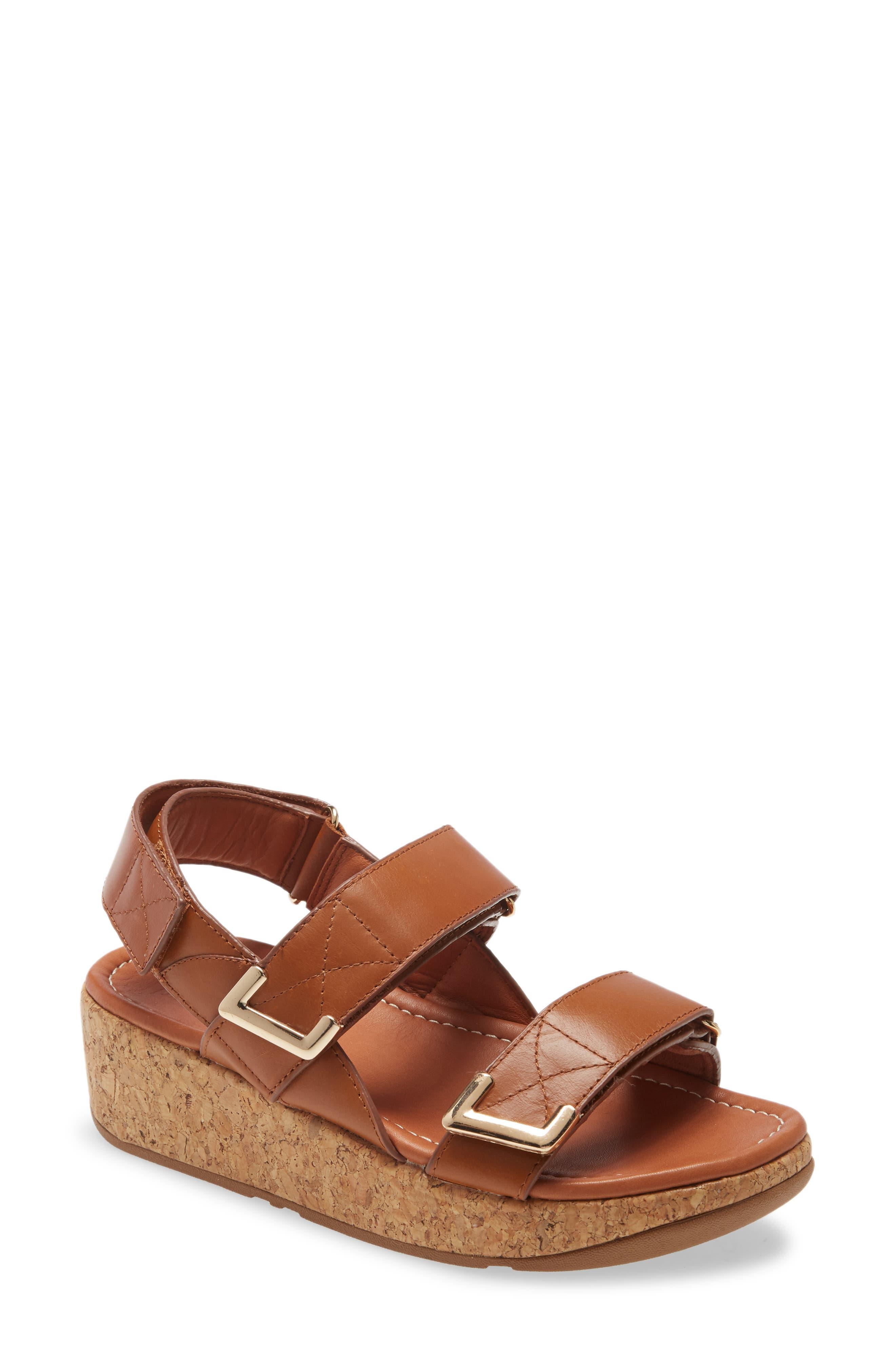 Remi Platform Wedge Sandal