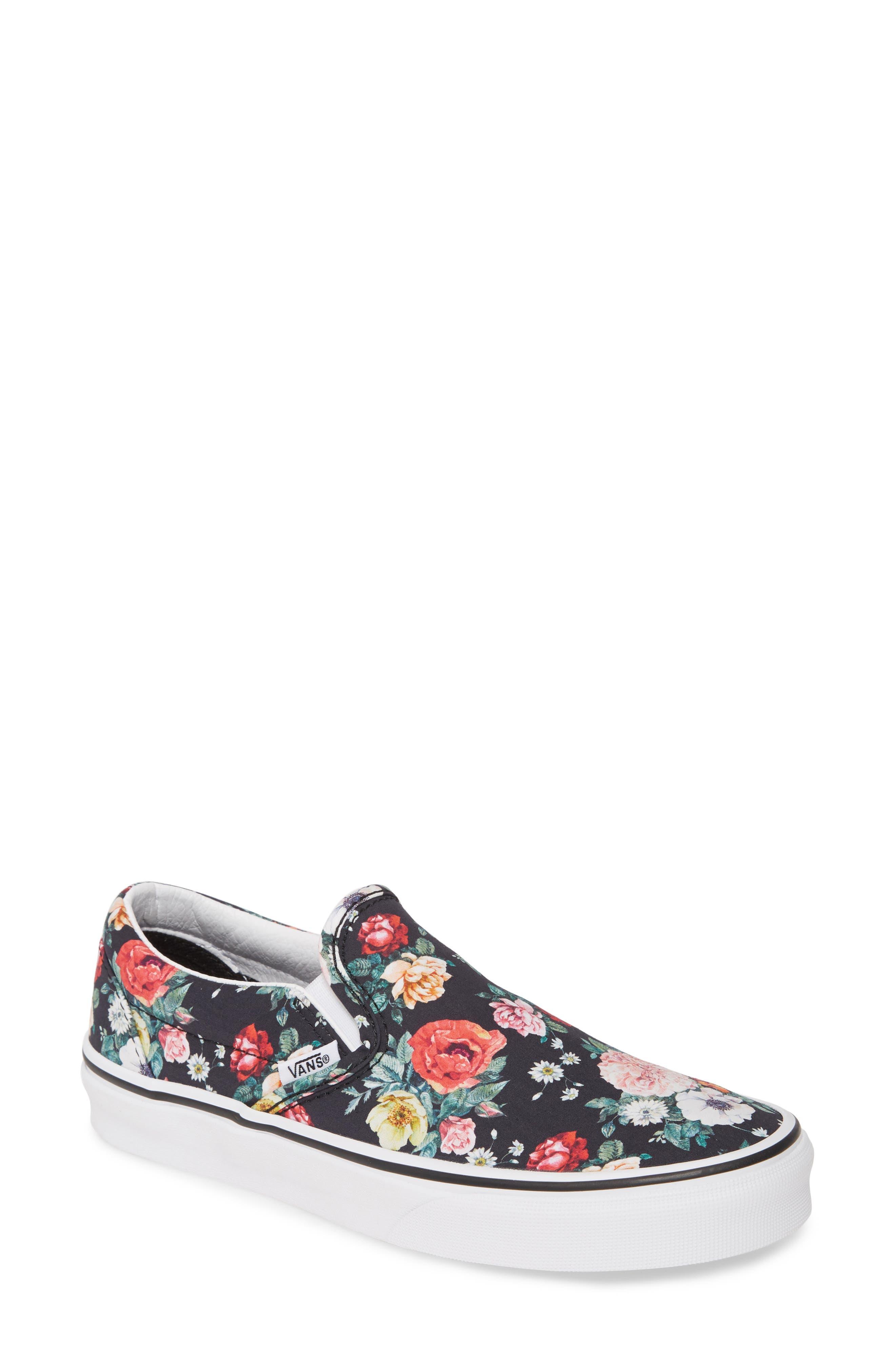 Vans Classic Slip-On Sneaker, White