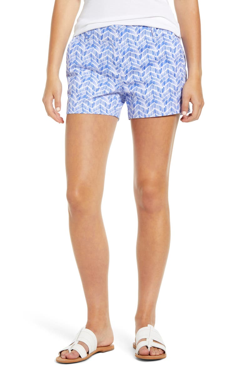 Linear Whale Tail Shorts by Vineyard Vines