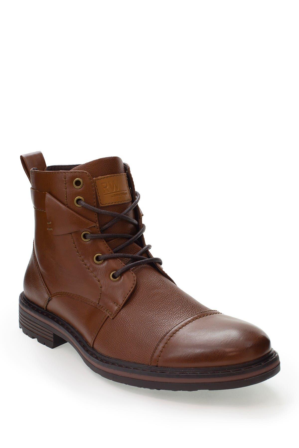 Image of Robert Wayne Jefferson Boot