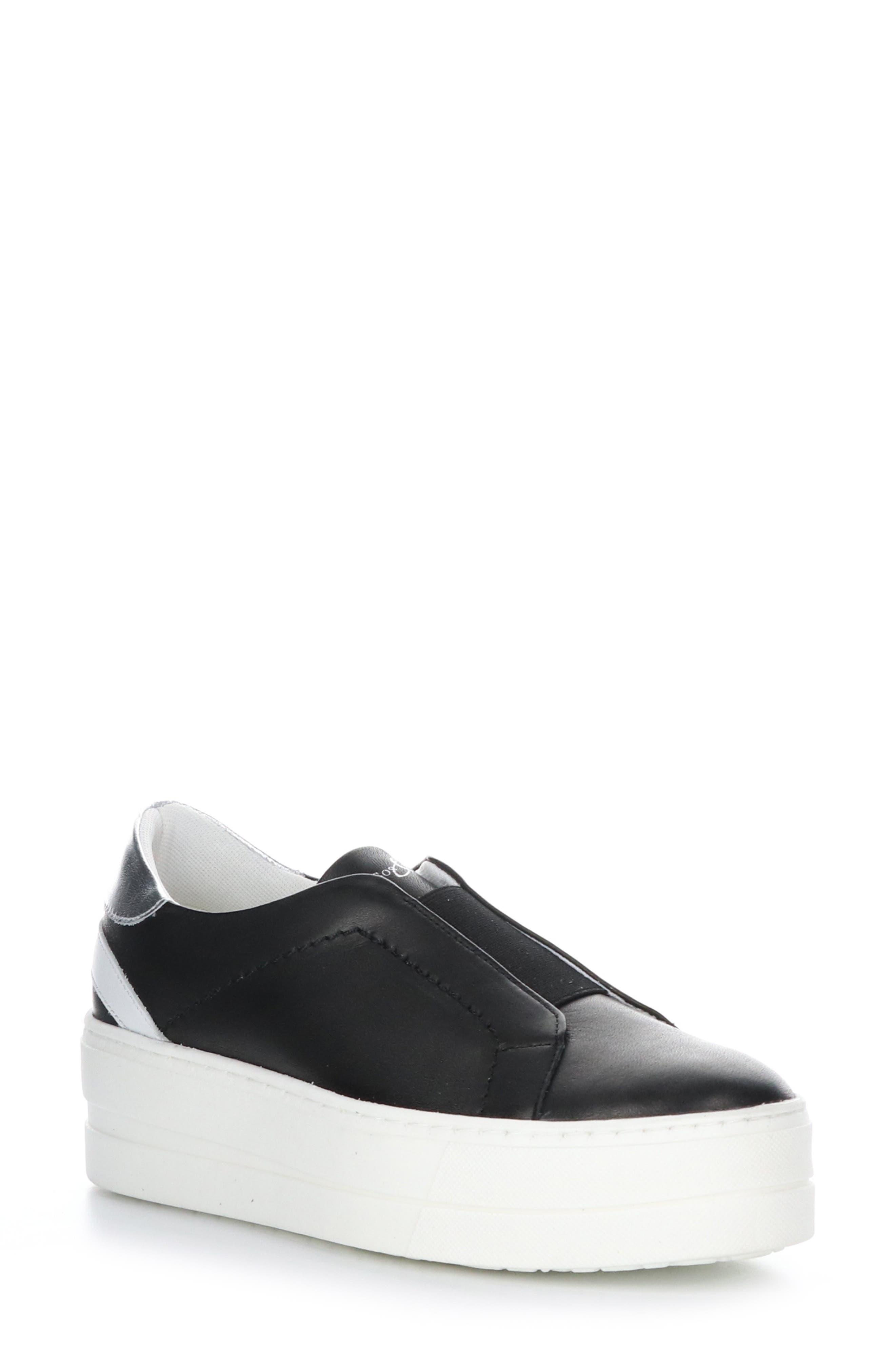 Mona Platform Slip-On Sneaker