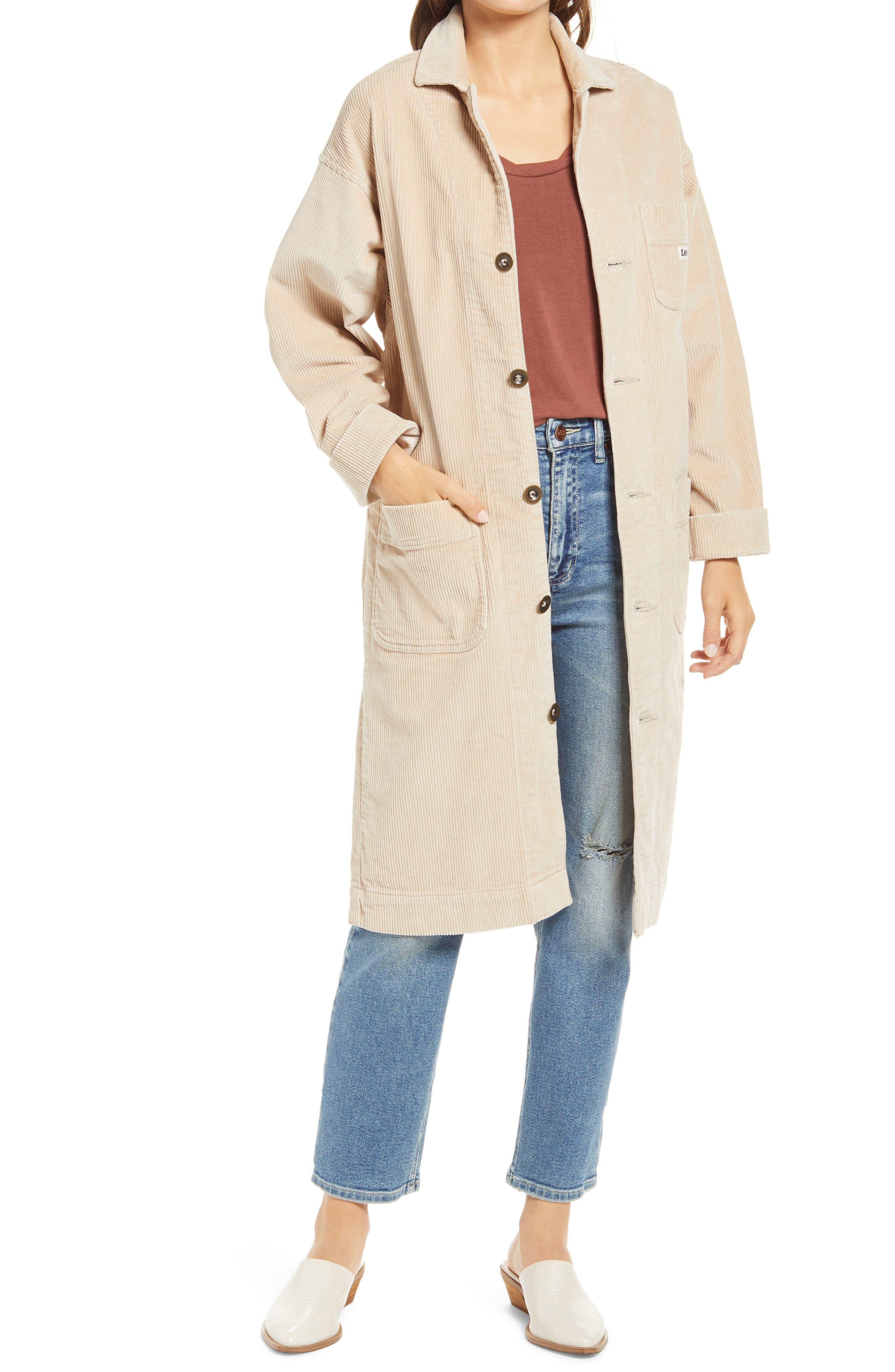 Oversize Barn Jacket