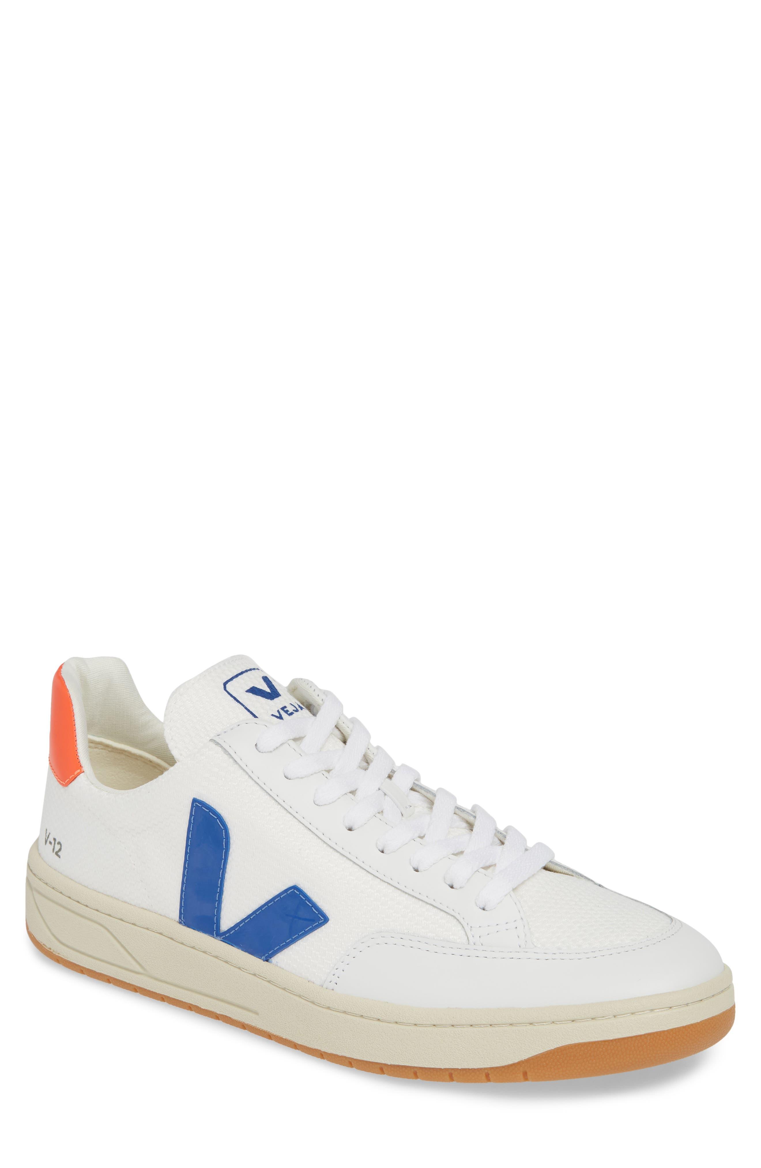 Veja V-12 Sneaker, White