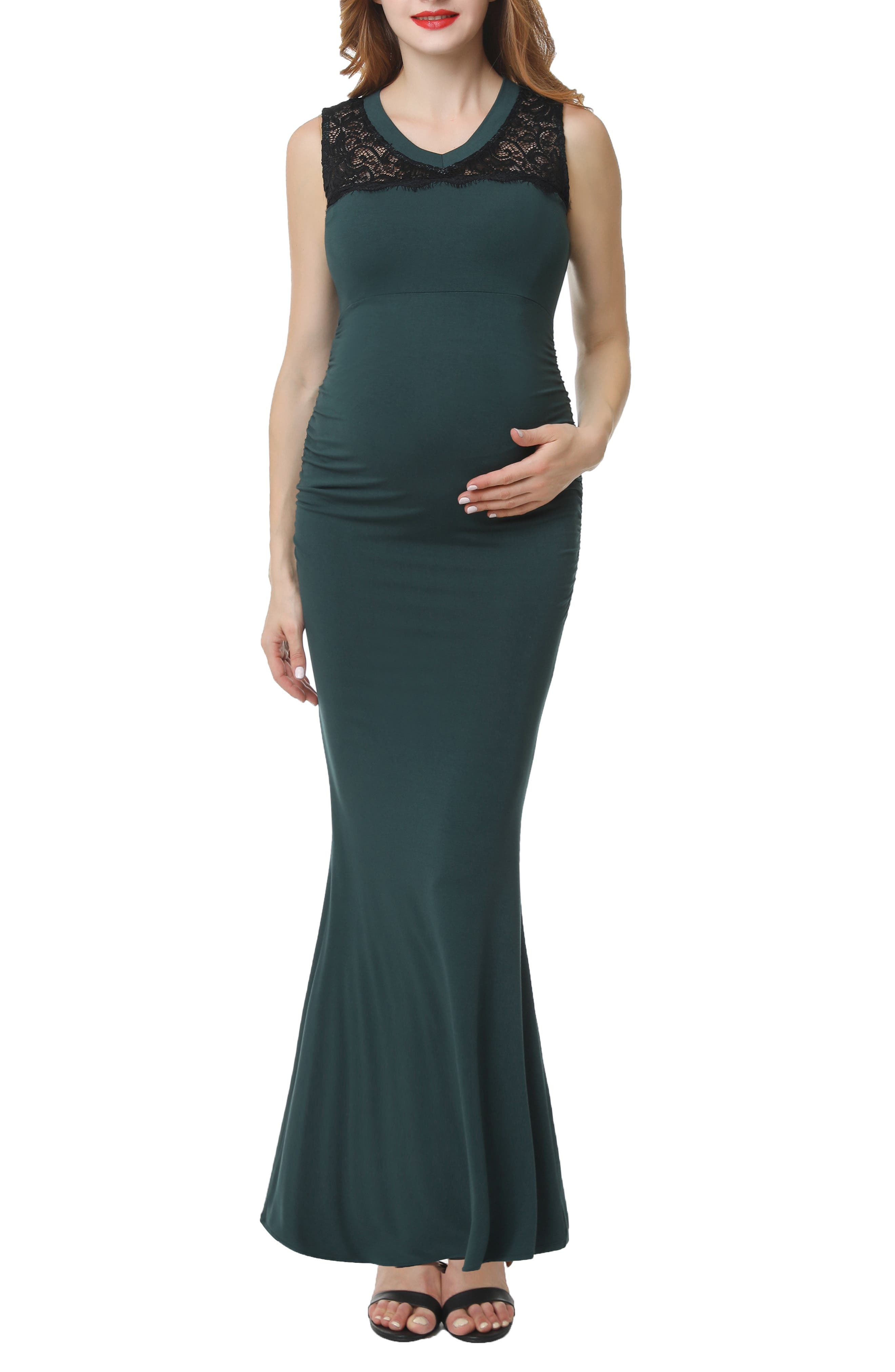 Tilda Maternity Mermaid Gown