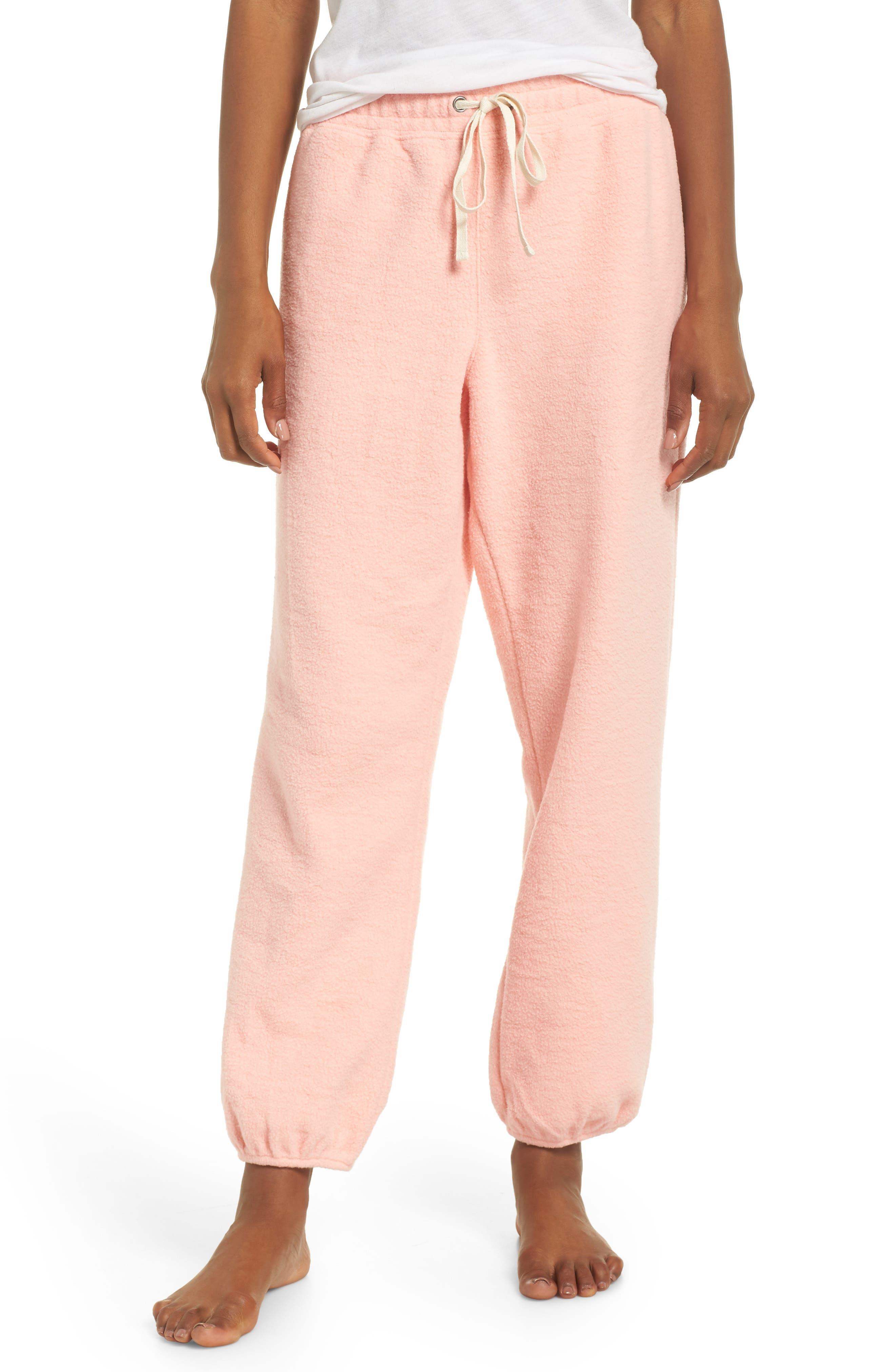 ,                             Fleece Pajama Sweatpants,                             Main thumbnail 18, color,                             650