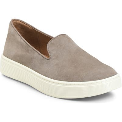 Sofft Somers Slip-On Sneaker, Grey