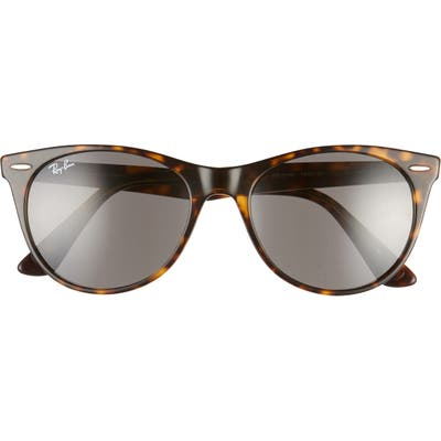 Ray-Ban 55Mm Round Wayfarer Sunglasses -