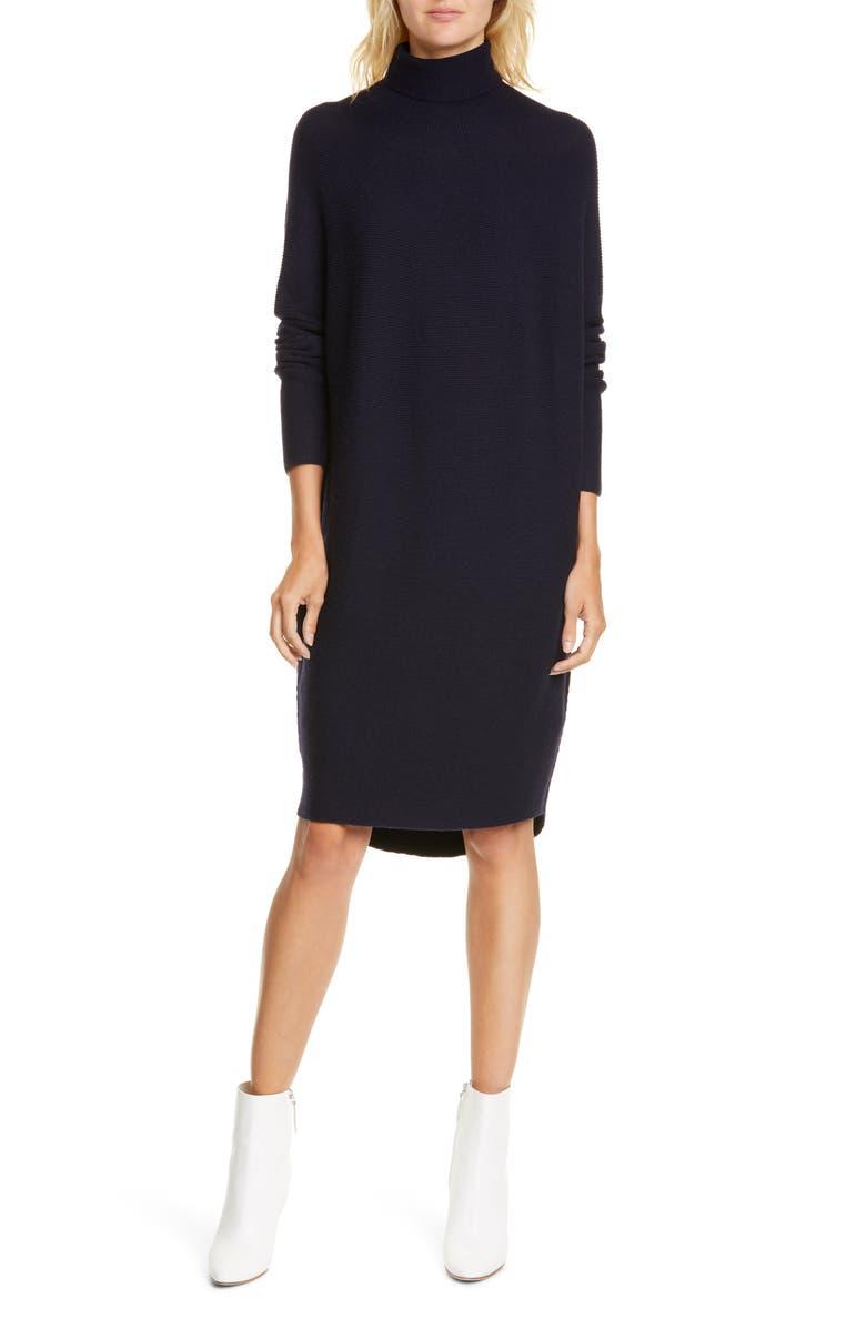 CHRISTIAN WIJNANTS Long Sleeve Sweater Dress, Main, color, 400