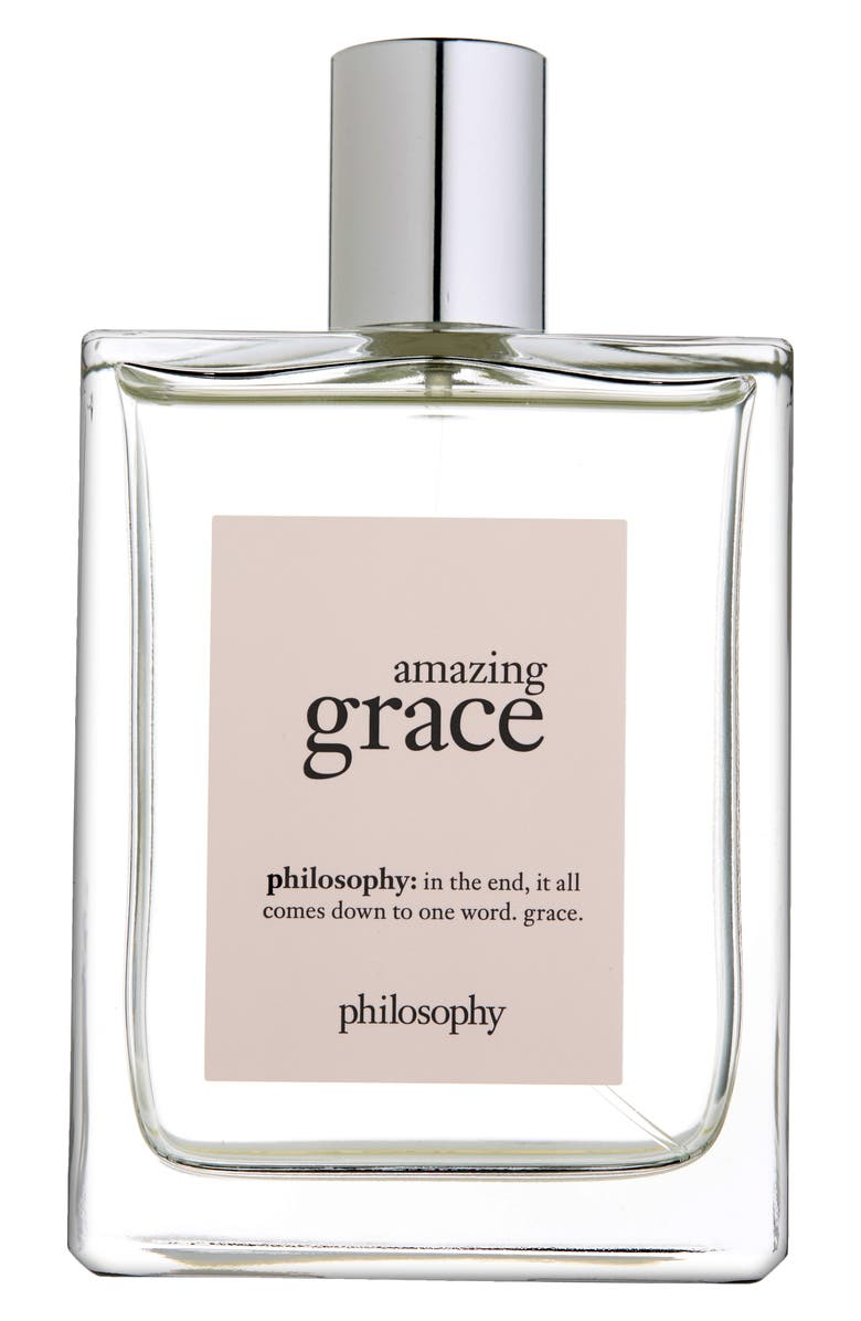 PHILOSOPHY large amazing grace eau de toilette, Main, color, 000
