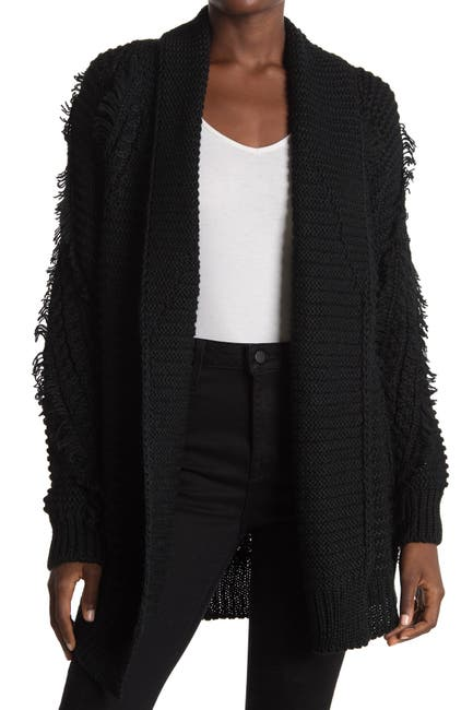 Image of Line Antione Cable Knit Cardigan