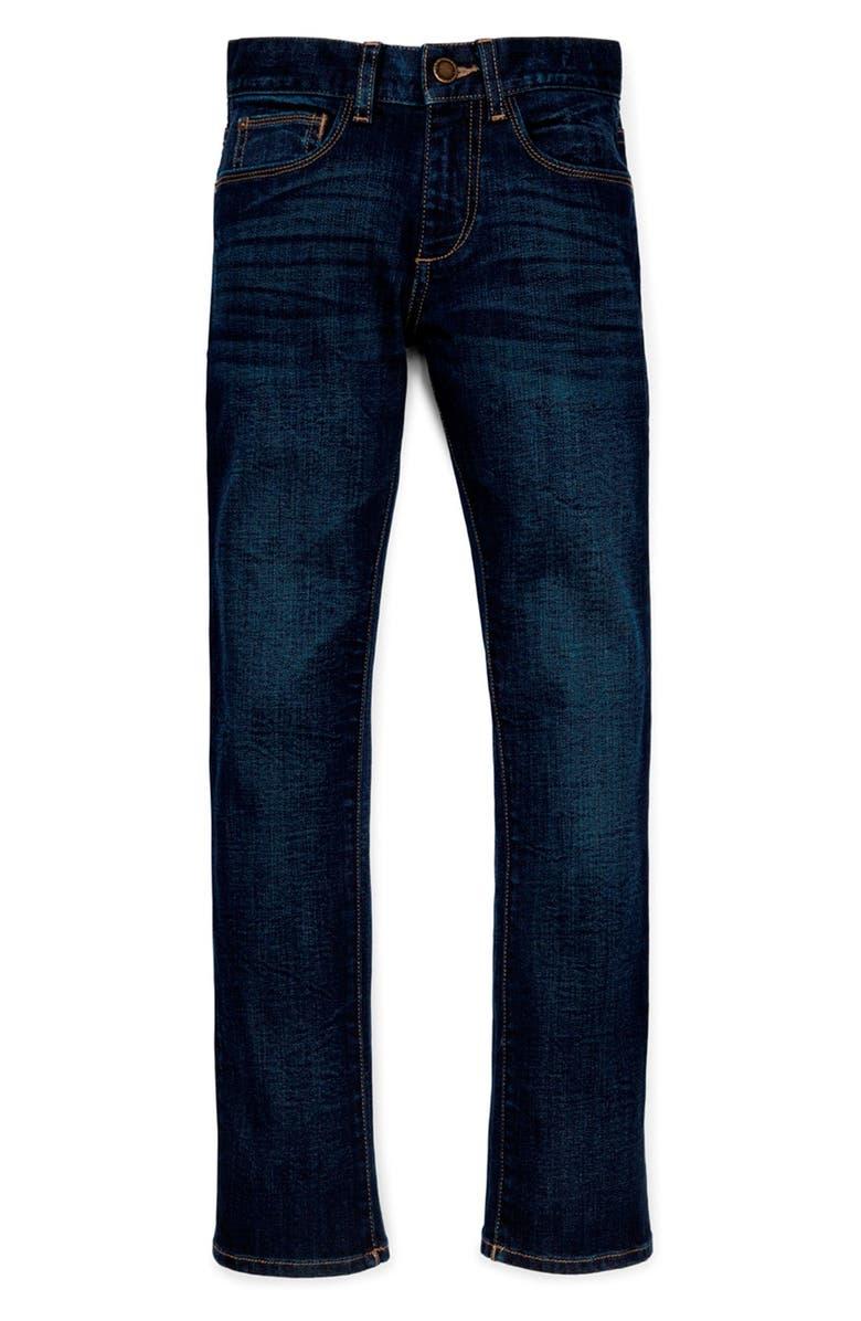 DL1961 'Brady' Slim Fit Jeans, Main, color, FERRET