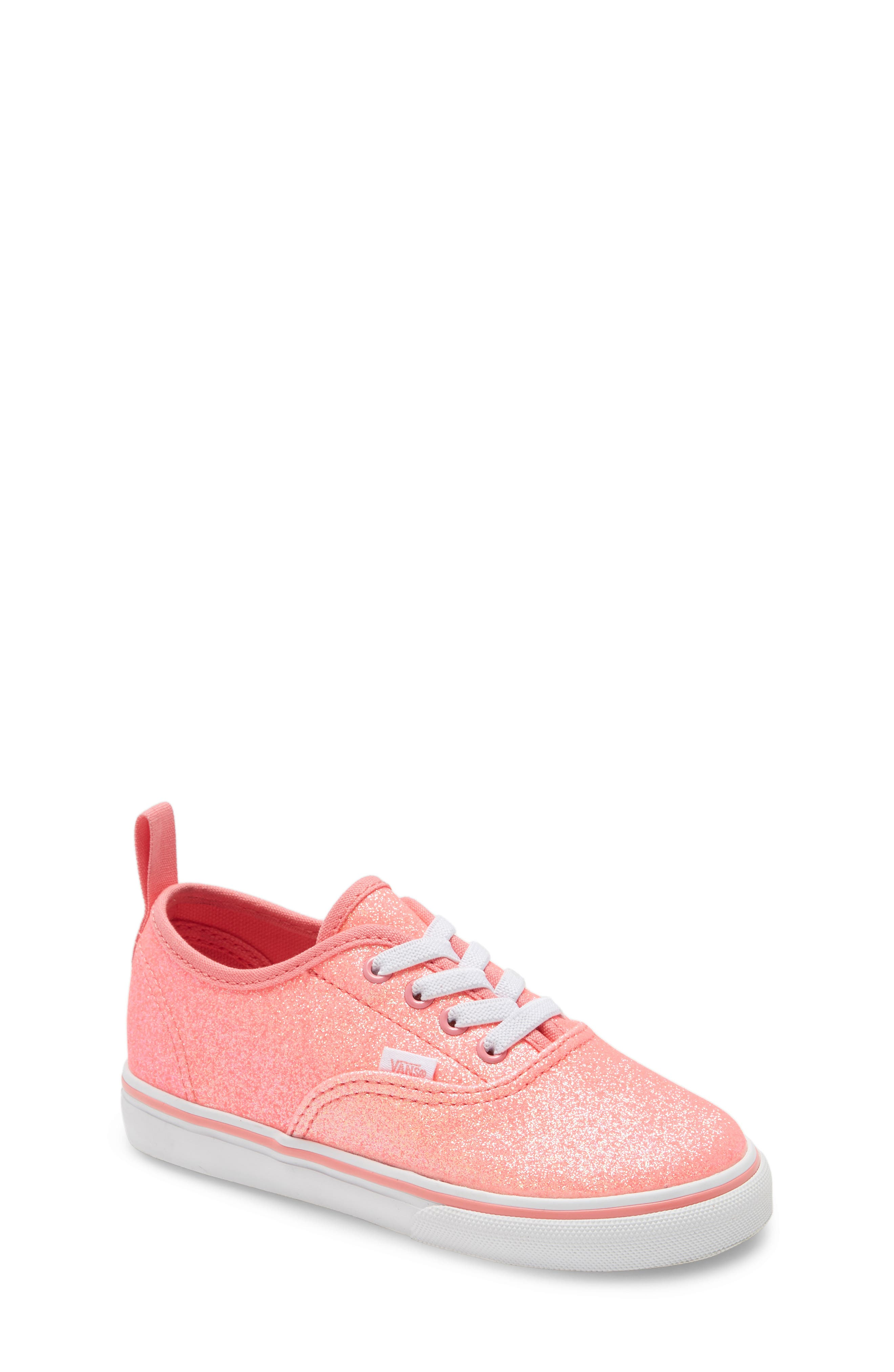 Vans Babies' Authentic Glitter Sneaker