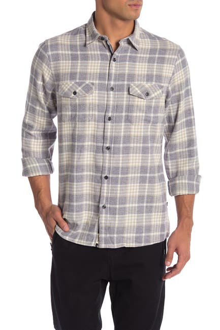 Image of Civil Society Plaid Modern Fit Shirt