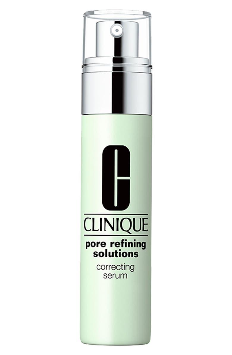 CLINIQUE Pore Refining Solutions Correcting Serum, Main, color, NO COLOR