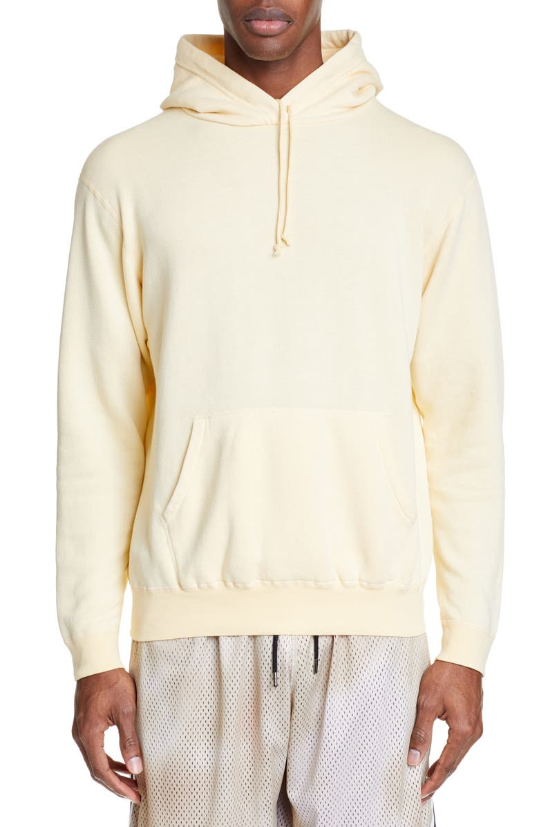 JOHN ELLIOTT Vintage Fleece Hoodie, Main, color, 700