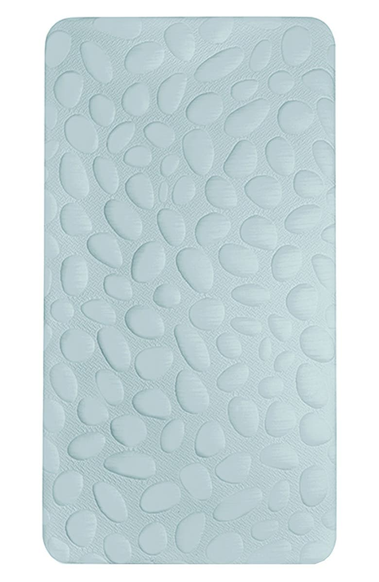NOOK SLEEP SYSTEMS Pebble Air Crib Mattress, Main, color, SEA GLASS