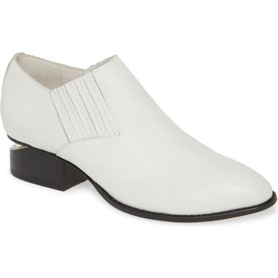 Silent D Ivytay Ankle Boot, White