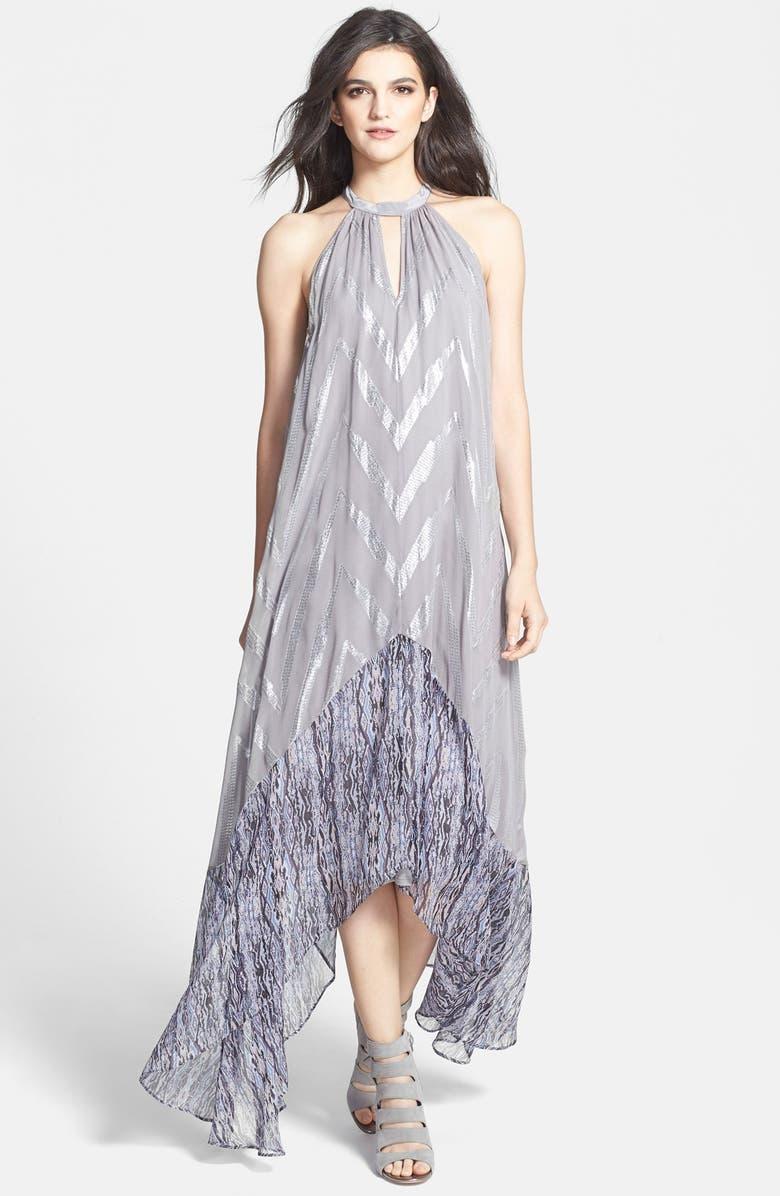 ELLA MOSS 'Renaissance' Maxi Dress, Main, color, 040
