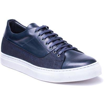 Jared Lang Luke Low Top Sneaker, Blue