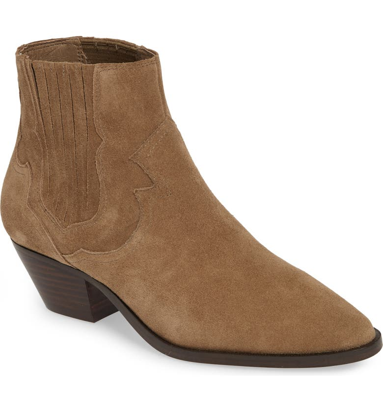 ASH Falcon Bootie, Main, color, WILDE SUEDE