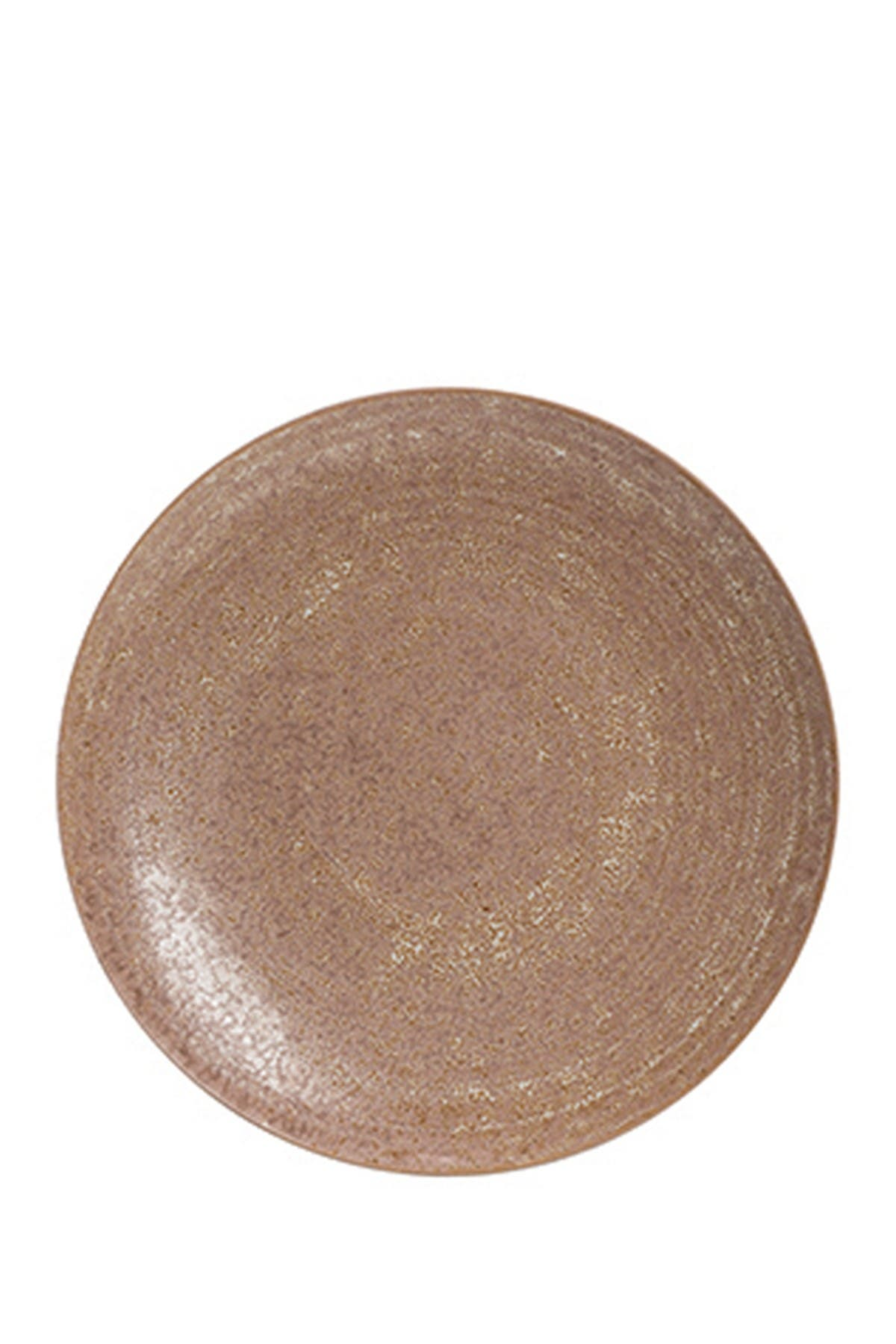 Image of Creative Co-op Putty Reactive Glaze Stoneware Plate