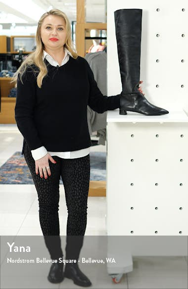 Over the Knee Slouch Boot, sales video thumbnail