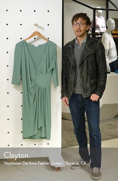 Ciara Cinch Sheath Dress, sales video thumbnail