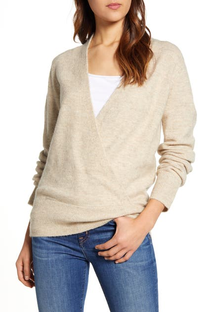 Lucky Brand Sweaters WRAP SWEATER