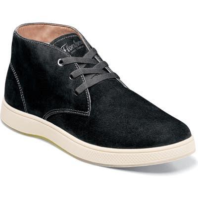 Florsheim Edge Chukka Boot - Black