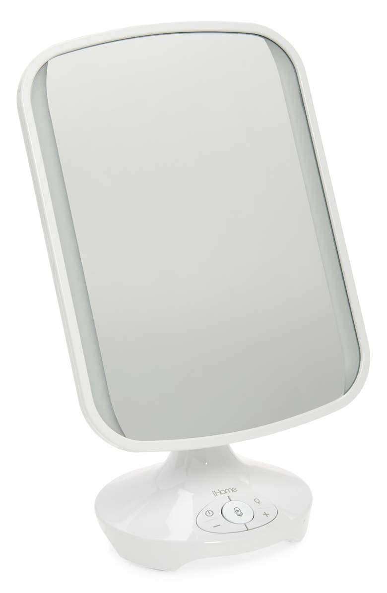 Beauty Reflect II LED Vanity Mirror with Bluetooth® Speaker