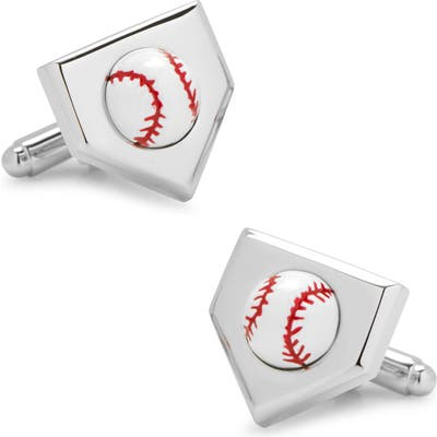 Cufflinks, Inc. 3D Baseball Cuff Links