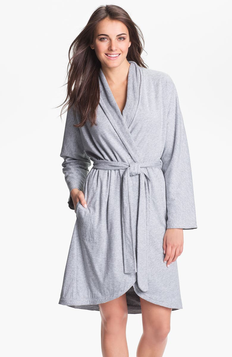 factory outlets exquisite design website for discount Donna Karan 'Casual Luxe' Robe