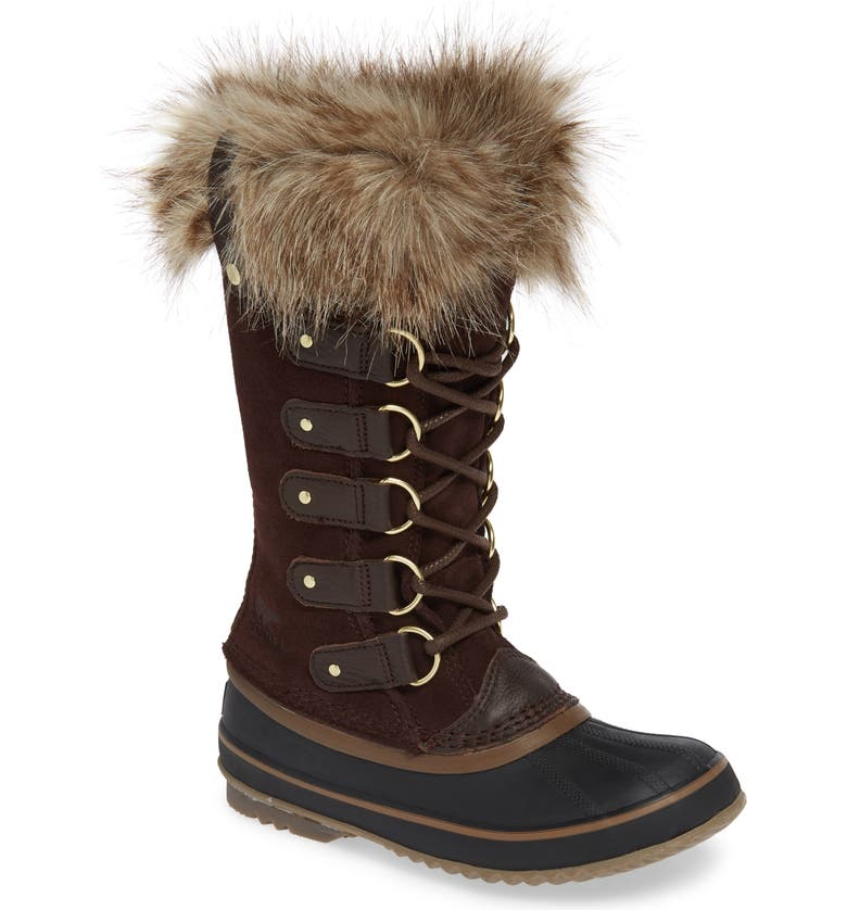 SOREL 'Joan of Arctic' Waterproof Snow Boot, Main, color, 201