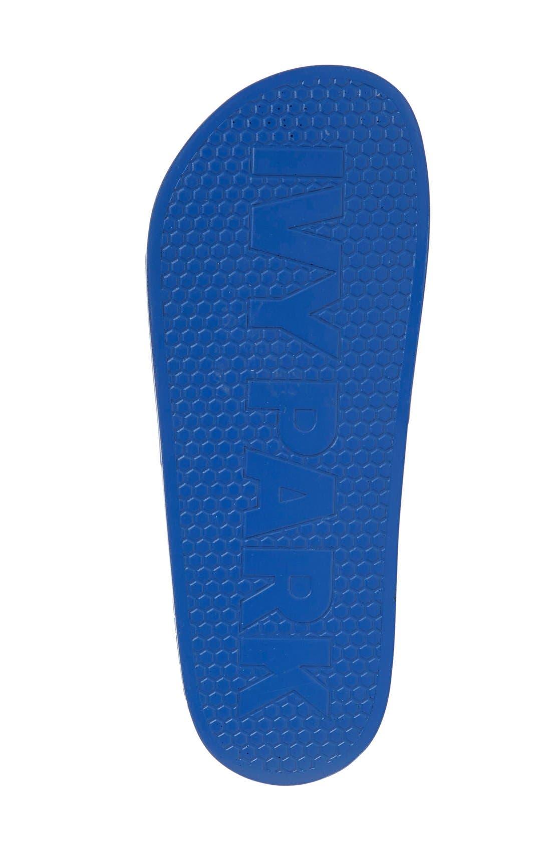 ,                             Logo Slide Sandal,                             Alternate thumbnail 15, color,                             400