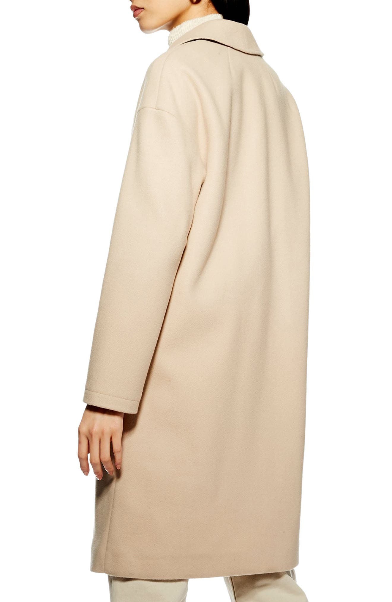 ,                             Lily Knit Back Midi Coat,                             Alternate thumbnail 2, color,                             250