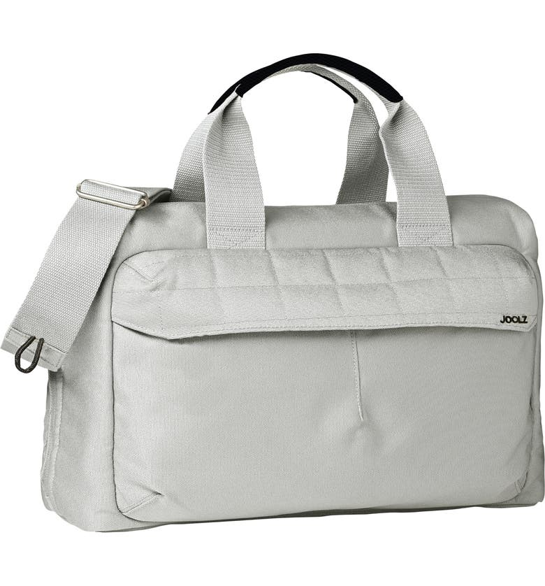 JOOLZ Diaper Bag, Main, color, STUNNING SILVER