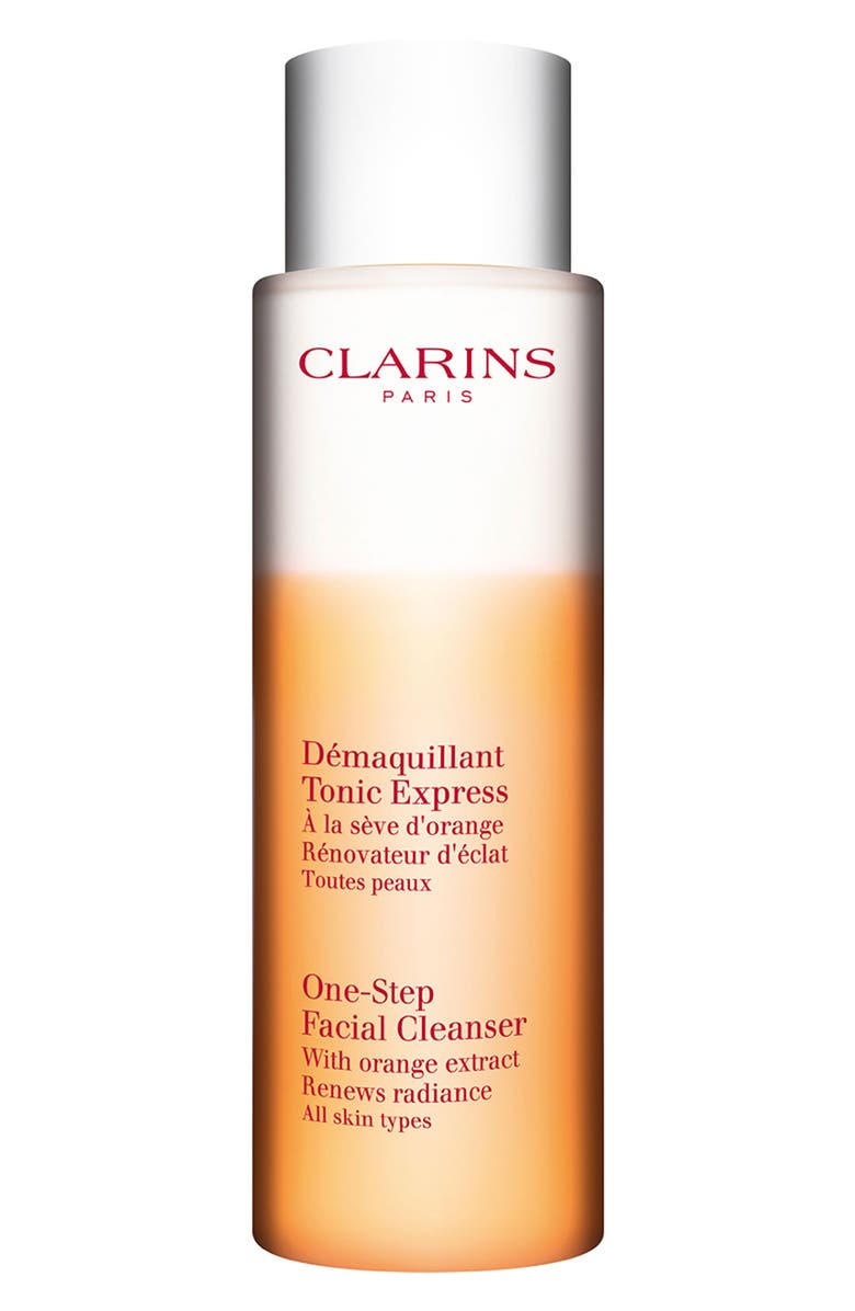 CLARINS One-Step Facial Cleanser, Main, color, 000