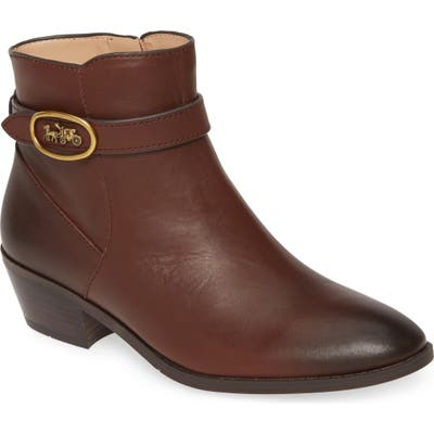Coach Dylan Bootie, Brown