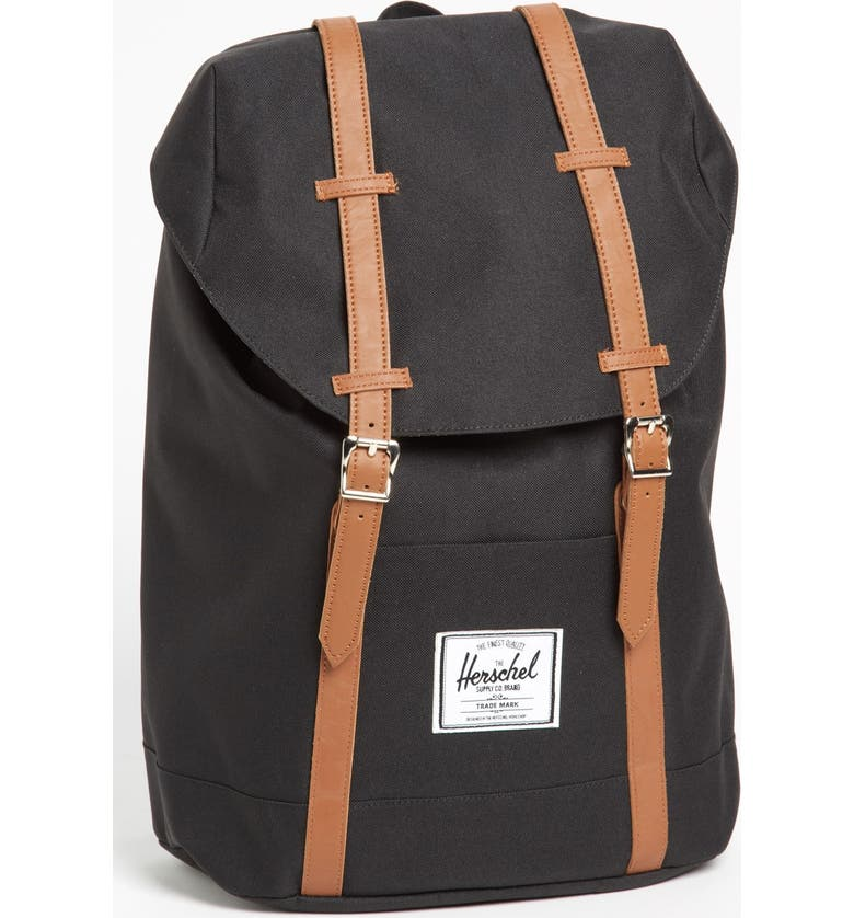 HERSCHEL SUPPLY CO. 'Retreat' Backpack, Main, color, 001