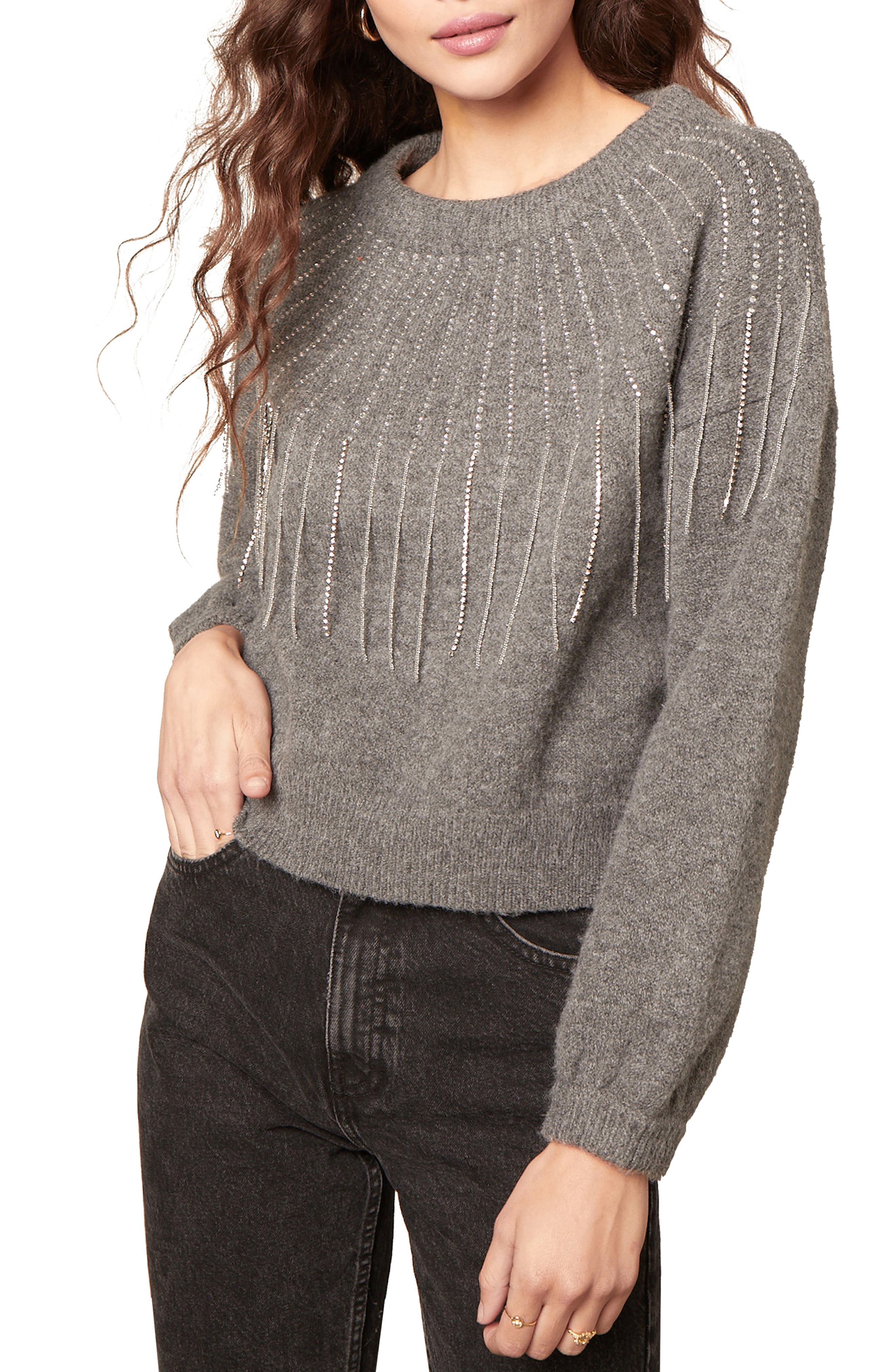 If You Fancy Embellished Sweater