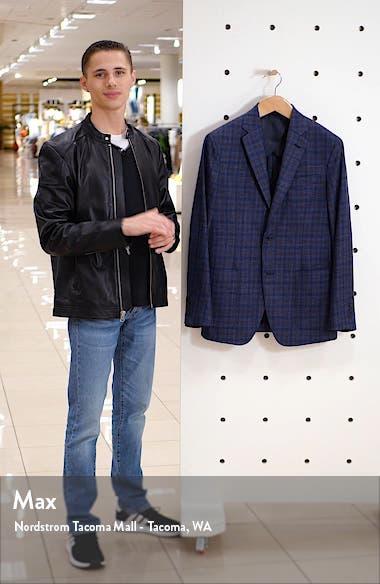 Trim Fit Wool Blend Sport Coat, sales video thumbnail